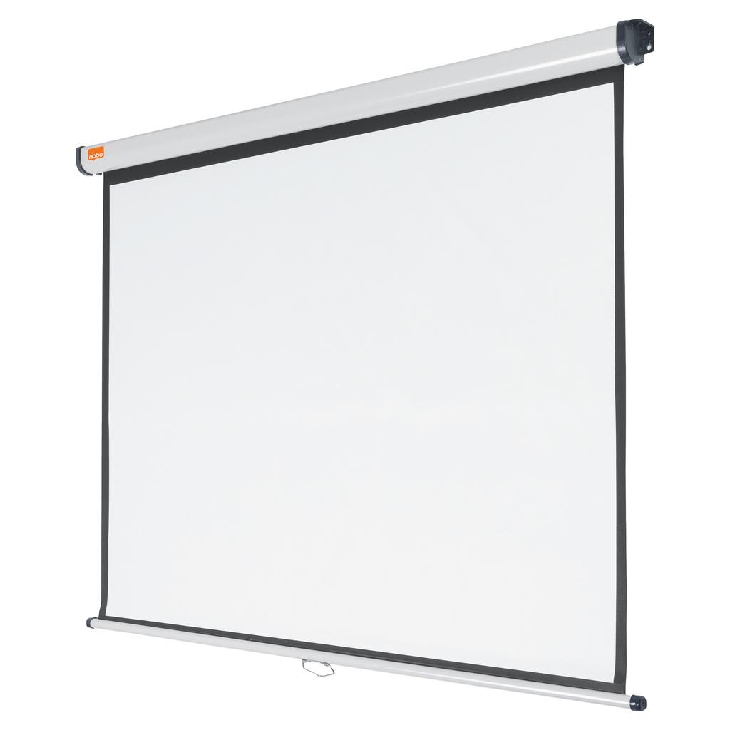 Plátno projekční 4:3 na zeď - 150 x 113,8 cm