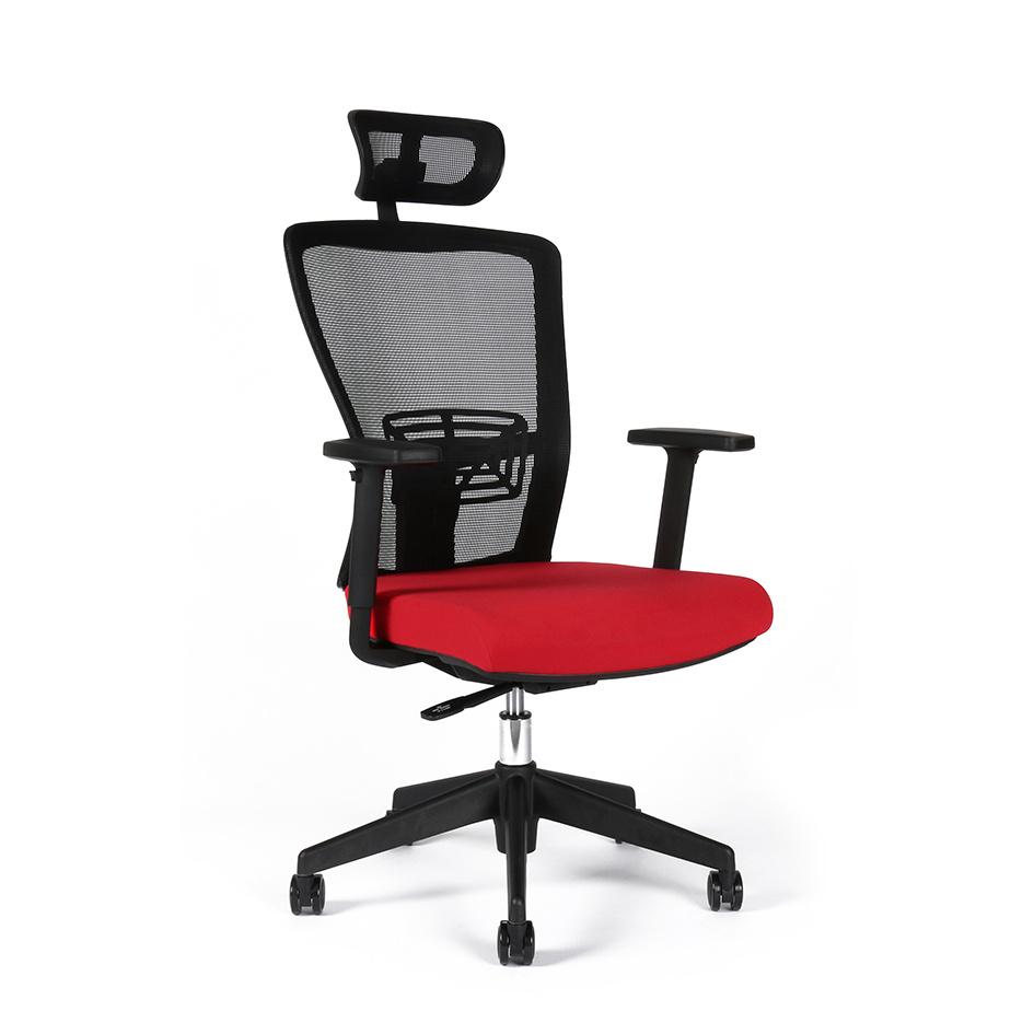 Kancelářská židle Themis s podhlavníkem - Themis