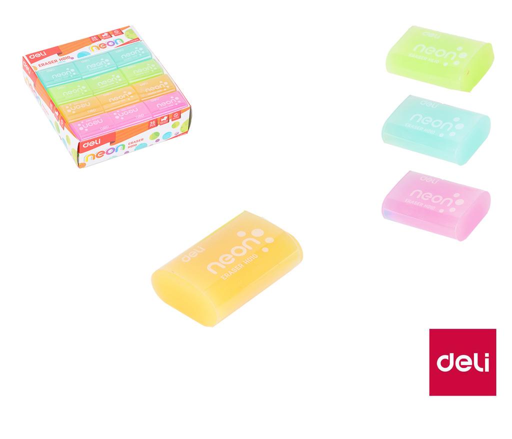Přyž DELI  Neon - mix barev