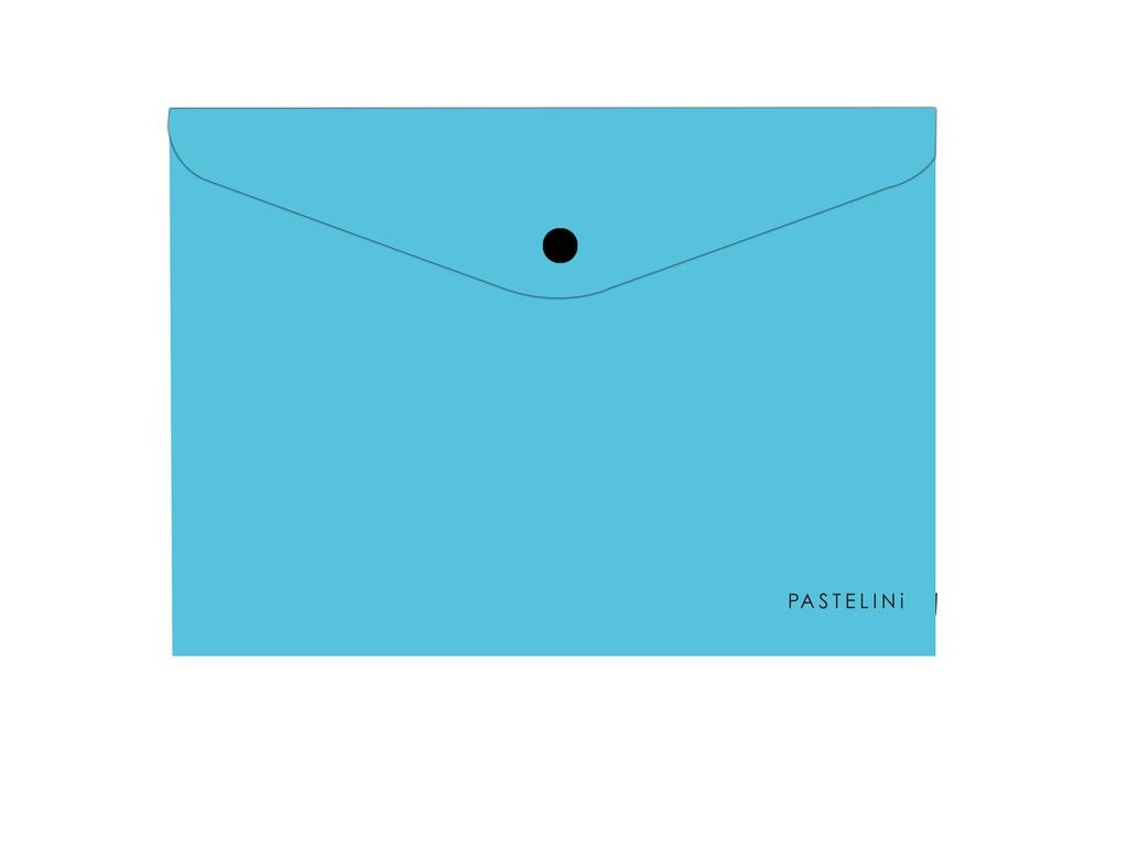 Spisové desky s drukem PASTELINI - A5 / modrá