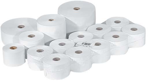 Pásky do pokladny termocitlivé - 80 mm / 80 mm / 17 mm