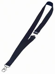 Textilní šňůrka Durable - černá