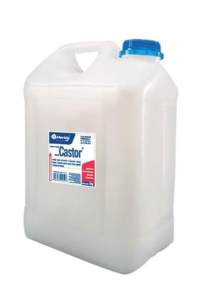 Mýdlo tekuté Merida - bílé Castor
