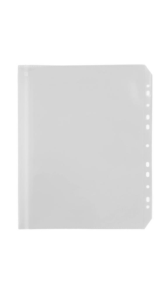 Spisové desky na zip závěsné - A4 / čirá