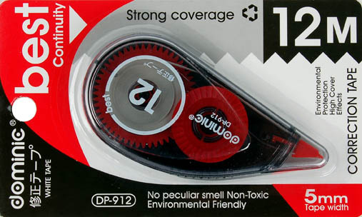 Opravný roller Dominic - 5 mm x 12 m