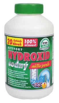 Hydroxid sodný - 1 kg