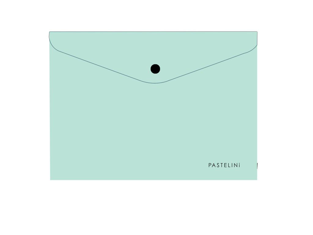 Spisové desky s drukem PASTELINI - A5 / zelená