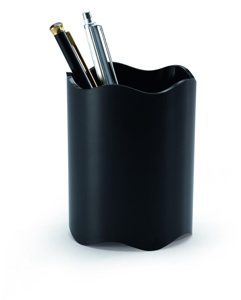 Stojánek na psací potřeby Durable Trend - černá