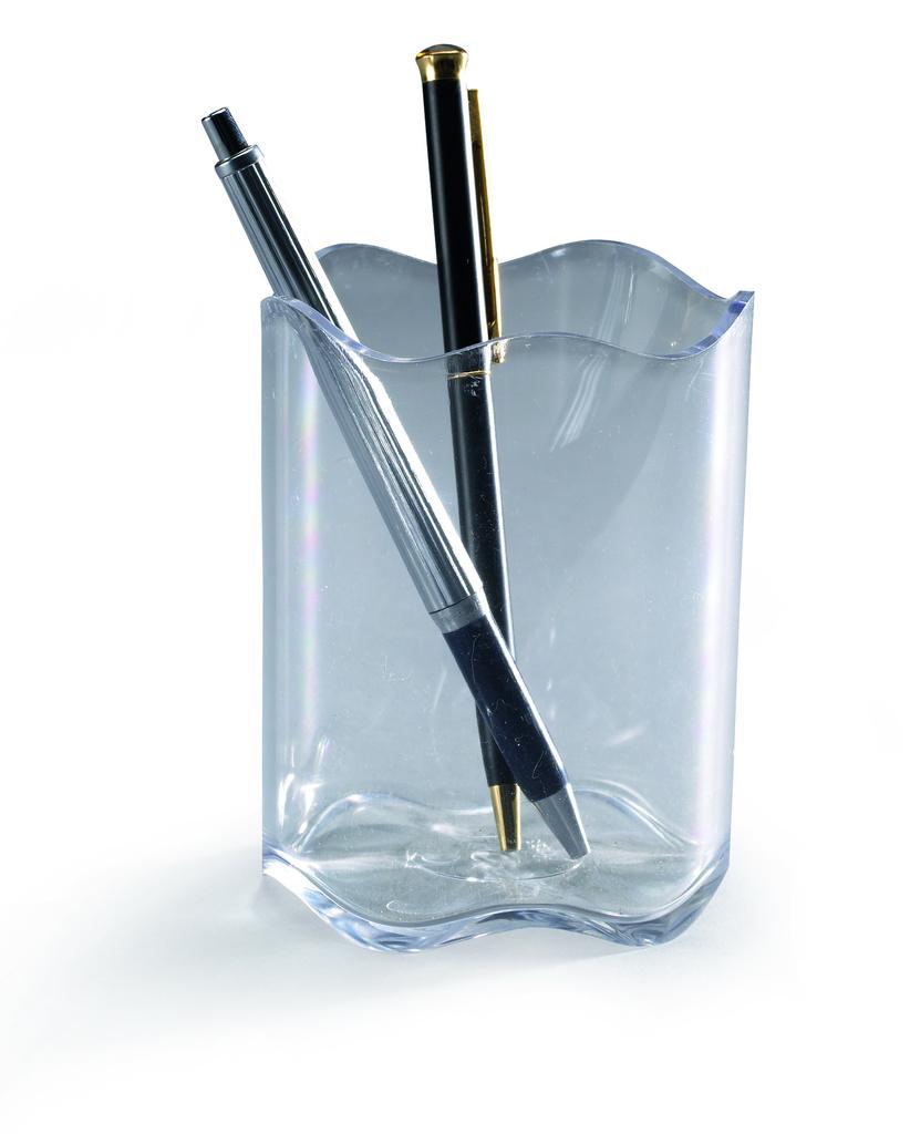 Stojánek na psací potřeby Durable Trend - čirá