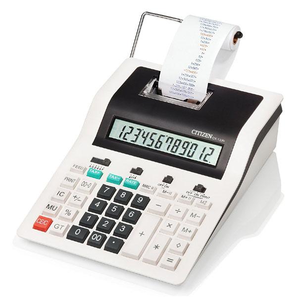 Kalkulačka Citizen CX - 123 N - displej 12 míst