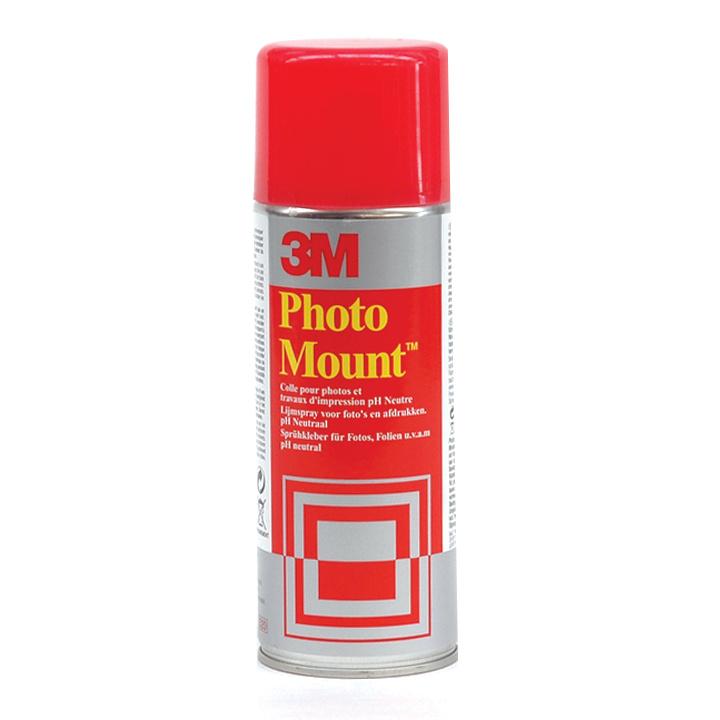 Lepidla sprejová 3M - PhotoMount 400 ml