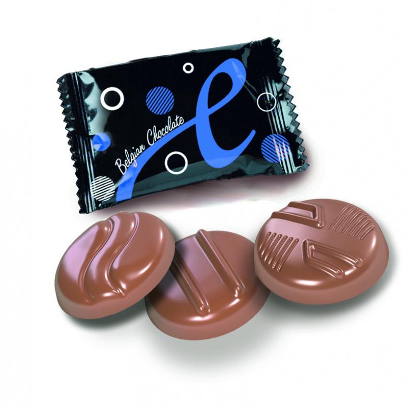 Čokolády ke kávě Bolero - mléčná
