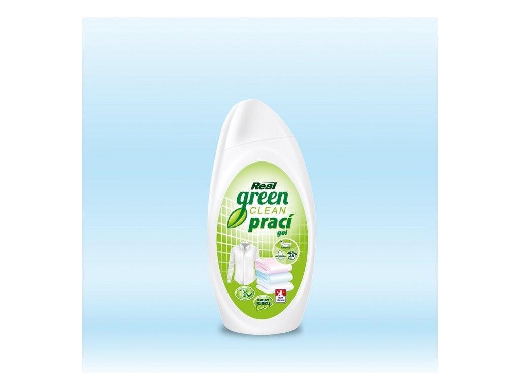 Real Green ECO prací gél 1 l